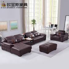 corner furniture for living room. Contemporary For New Model L Shaped Modern Italy Genuine Real Leather Sectional Latest Corner  Furniture Living Room  On Corner Furniture For Living Room