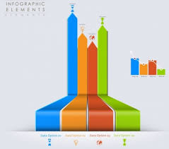 3d Bar Chart Free Vector Download 5 502 Free Vector For