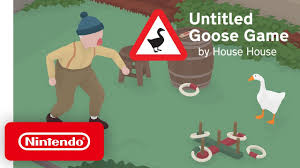 Untitled <b>Goose</b> Game - Launch Trailer - Nintendo Switch - YouTube