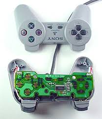 playstation controller how playstation works howstuffworks the innovative playstation controller attracted attention its winged shape and its buttons