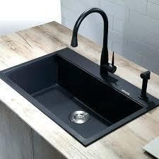 undermount sink quartz countertop over