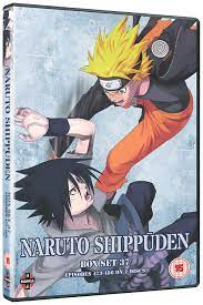 Naruto Shippuden Box 37 (Episodes 473-486) [2 DVDs]: Amazon.de: Hayato  Date: DVD & Blu-ray