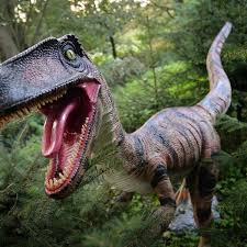 Velociraptor osmolskae alpha is a deluxe raptor figure from the second run of the raptor series. Take A Look At Raptor Safari The Torchlight Dinosaur Adventure Park Near Manchester Manchester Evening News