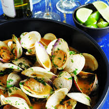 Red Curry Clams Recipe