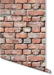 Small Picture Rough Brick Wallpaper Milexa