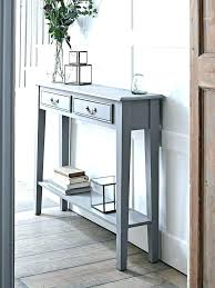 half table for hallway hall tableirror sets kmart nz grey moon console with s