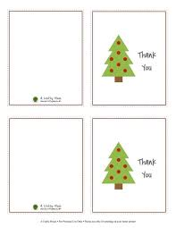 Note Card Template Free Christmas Note Card Template Free Templates For Kids Thank You