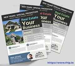 new year real estate flyers 50 best real estate flyer print templates 2017 frip in