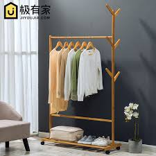 Buy Coat Rack Online Magnificent USD 3232] Trojan Horse Simple Coat Rack Floor Bedroom Hanging Racks