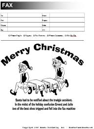 Funny Fax Cover Sheet Awesome Christmas Fax Cover Sheet At FreeFaxCoverSheetsnet