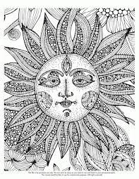 Small Picture Get This Trippy Coloring Pages for Adults TA09V