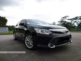 2016 Toyota Camry 2.5A Photos, Pictures Singapore - STCars