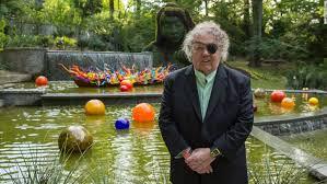 botanic gardens add art exhibits by