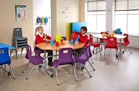 school dining room tables. Interesting Tables Tilt Top Circular Dining Table  Tables In Use  With School Room G