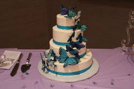 Butterfly Wedding Cake By Mama Lau On Deviantart
