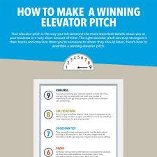 Elavator Speech Craft Your Best Elevator Pitch