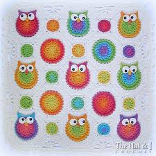 Crochet Owl Blanket Pattern Free Classy Ravelry Owl Obsession Pattern By Marken Of The Hat I