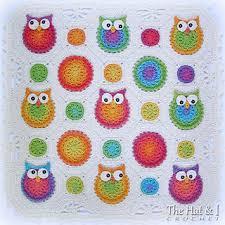 Crochet Owl Blanket Pattern Free Classy Ravelry Owl Obsession Pattern By Marken Of The Hat I