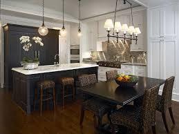 black and white kitchen with stainless steel mini brick tile backsplash