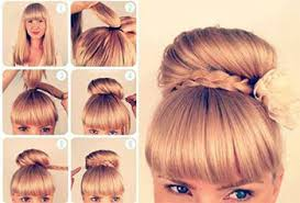 easy valentines day hairstyle tutorials 2017 for beginners
