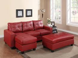top red leather sofa decorating ideas with red couches decorating ideas