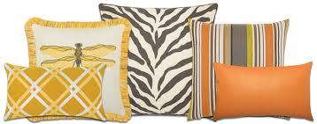 Outdoor Patio Throw Pillows
