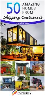 50 Shipping Container Homes You Wonu0027t Believe