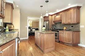 kitchen floors with oak cabinets flooring ideas for top light wood floor hood white