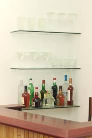Floating Glass Shelves For Bar Glass Bar Shelves Floating Glass Bar Shelves Bar Glass Shelves 2
