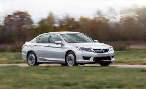 2014 Honda Accord Hybrid Test – Review – Car and Driver