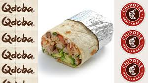 qdoba the burrito faceoff you ve been waiting for