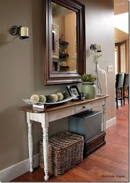 20 Entry Table Ideas That Make a Stylish First Impression. Hall  TablesEntryway ...