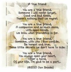 true friendship poems that make you cry