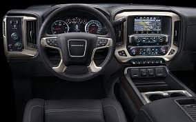 2018 gmc denali. beautiful gmc image of the dash on 2018 sierra 2500 denali hd pickup truck setting a  higher intended gmc denali t