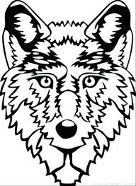 Coloring Wolf Pages Hard Baby Sheets Pdf Cute Pup Page Amazing