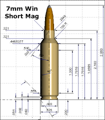 Cartridge Length Chart 7mm Cartridge Guide Within Accurateshooter Com
