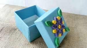 Boxes For Decoration And Crafts How To Create A Quilled Decorative Gift Box DIY Crafts Tutorial 1