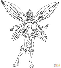 Small Picture Winx Club coloring pages Free Coloring Pages
