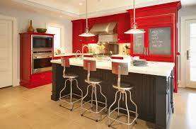 Kitchen Cabinets Painted Red 10 Things You May Not Know About Adding Color To Your Boring