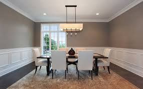 flooring for dining room. traditional dining room with hardwood floors, high ceiling, custom wainscoting (design klma - flooring for