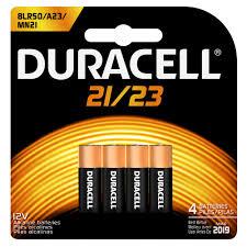 <b>Duracell</b> Alkaline <b>MN21</b>/23, 4 Count - Walmart.com - Walmart.com