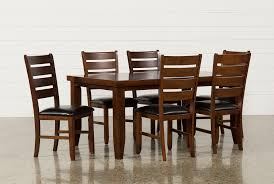 dining chairs brown. Bradford 7 Piece Dining Set W/Bardstown Side Chairs (Qty: 1) Has Been Successfully Added To Your Cart. Brown