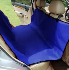 dog pet car seat cover protector for