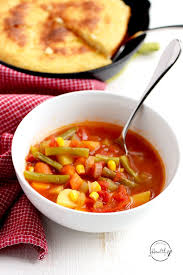 tomato vegetable soup instant pot or