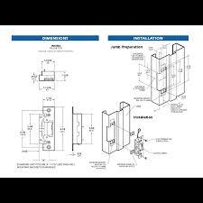 hes 1006 electric strike wiring diagram wiring diagrams and electric strike wiring diagram car