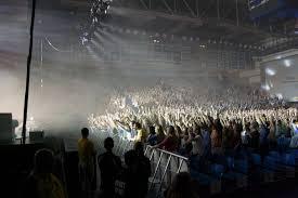 Dayton Arena Seating Chart Ncaa Arena Info University Of Delaware Athletics