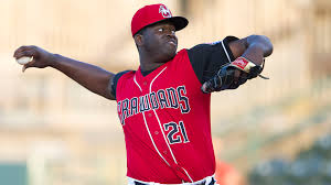 Hickory Crawdads Stadium Seating Chart Reliever Evans Showing Breakout Potential Fredericksburg