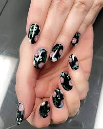 Black Nail Designs 2018 50 Dazzling Ways To Create Gel Nail Design Ideas To Delight