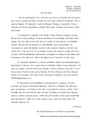 essay about buddhism confucianism essay essay on confucianism  essay role model