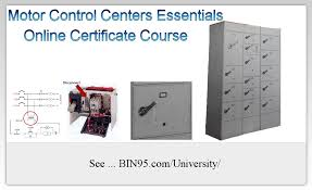 online mcc electrical training motor control center bucket wiring diagram Motor Control Center Wiring Diagram #33